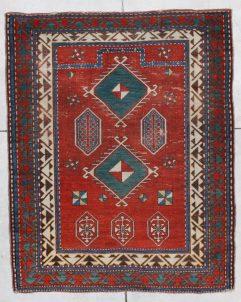 6876 Facralo Kazak rug