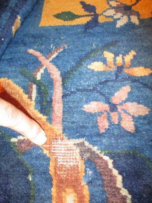 6964 close up images peking chinese carpet