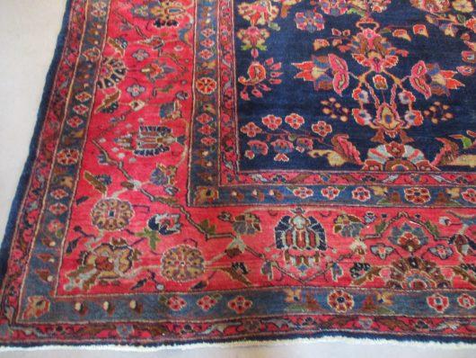7050 Sarouk rug closeups