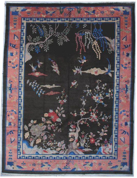 7066 ad Chinese Peking weave