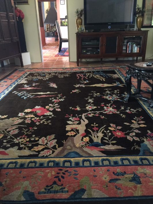 7066 peking chinese rug interior designimage