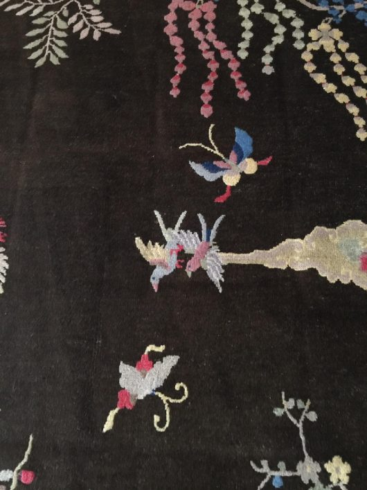 7066 peking chinese rug detail