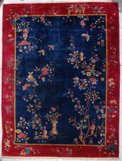 7133 art deco Chinese rug
