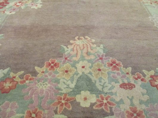7150 art deco chinese rug image detail