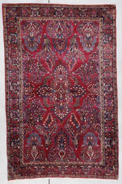7214 Sarouk rug