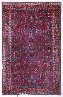 7215 Sarouk rug