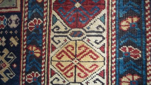 7241 shirvan rug closeups