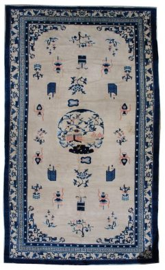 7263 peking chinese rug