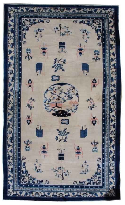 7263 peking chinese rug