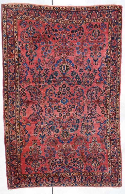 7269 Sarouk rug