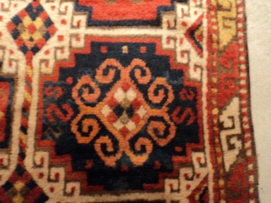 kazak detail