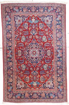 7302 European Kashan rug