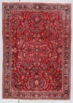 7316 Sarouk rug