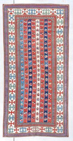 7372 kazak rug image