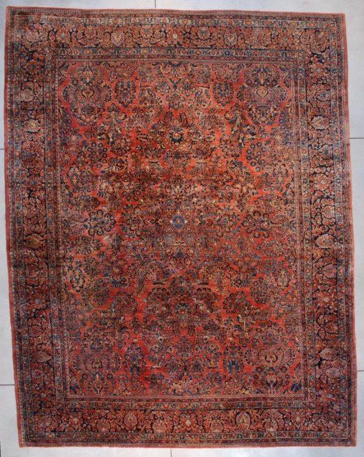 7391 Sarouk carpet