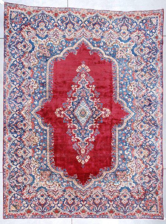 7432 kerman rug