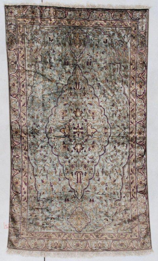 7536 Silk Fereghan rug