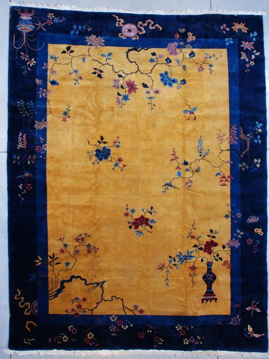 7541 art deco chinese rug