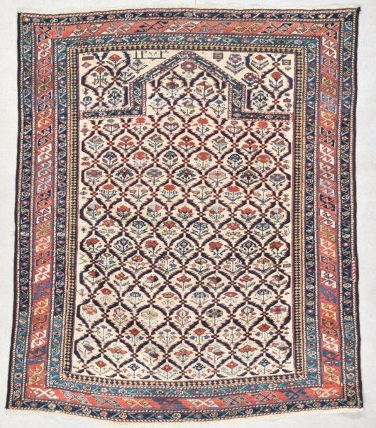 7559 Marasali Shirvan rug