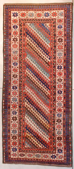 7586 Kazak runner