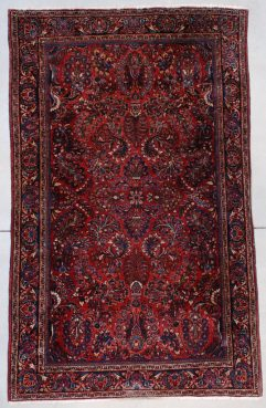 7590 Sarouk rug