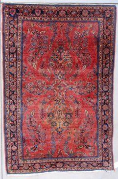 7596 Sarouk rug