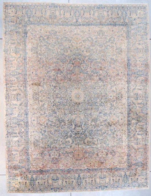 7603 laver kerman rug