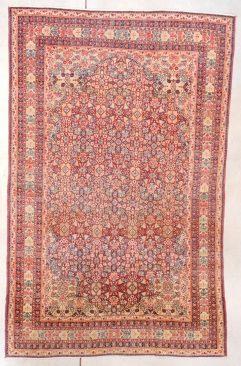 7618 Kermanshah rug