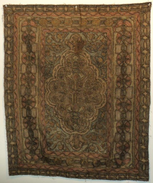 7634 Ottoman embroidery