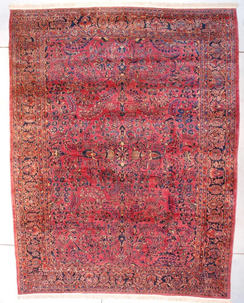 Persian and Antique Oriental Rugs Gallery for Antique Sarouk