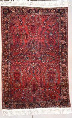 7690 Sarouk rug