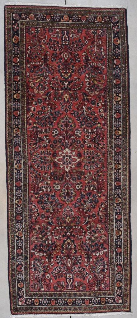 7717 Sarouk rug