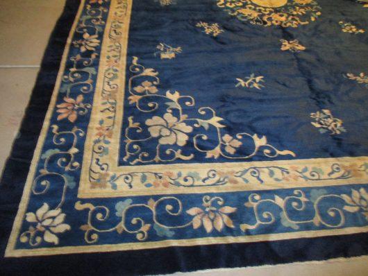 7721 closeups peking rug images