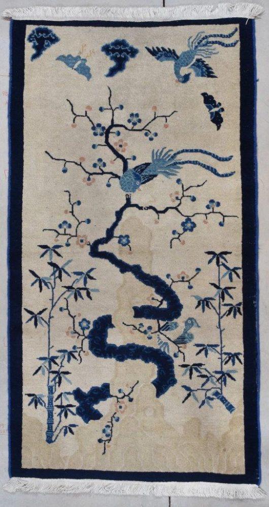 7743 Peking Chinese rug