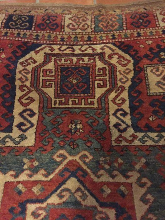 sewan kazak close up rug images