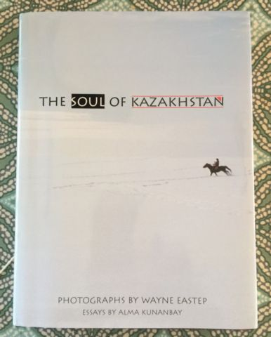 Soul of Kazakhstan Book