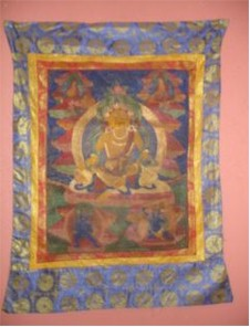 tibetan thangkas homepage