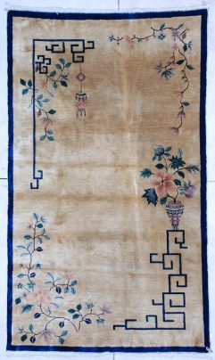 6355 art deco Chinese rug