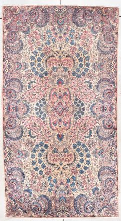 7805 Antique Kerman rug