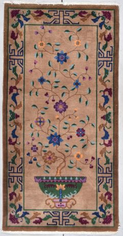 7818 Art Deco Chinese Rug image