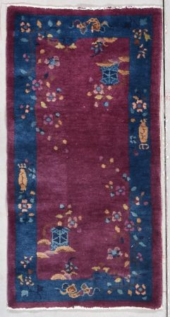 7820 Art Deco Chinese rug image