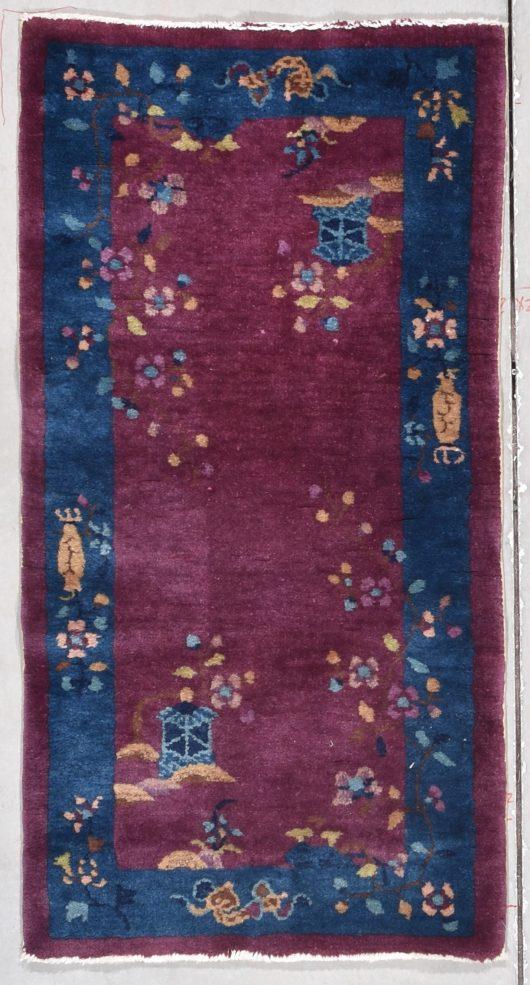 7820 Art Deco Chinese rug image