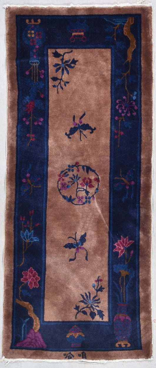 7821 Art Deco Chinese rug #7821 image