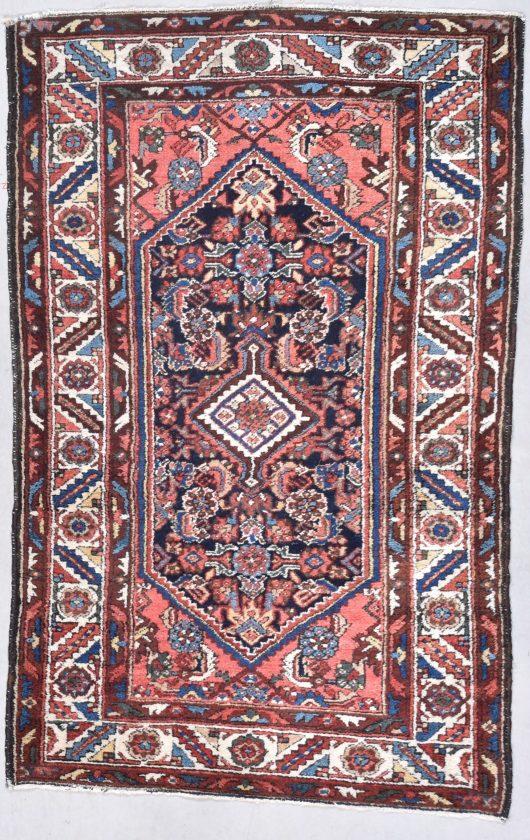7837 hamadan persian rug image