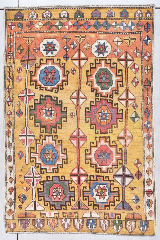 7806 Konya antique rug image