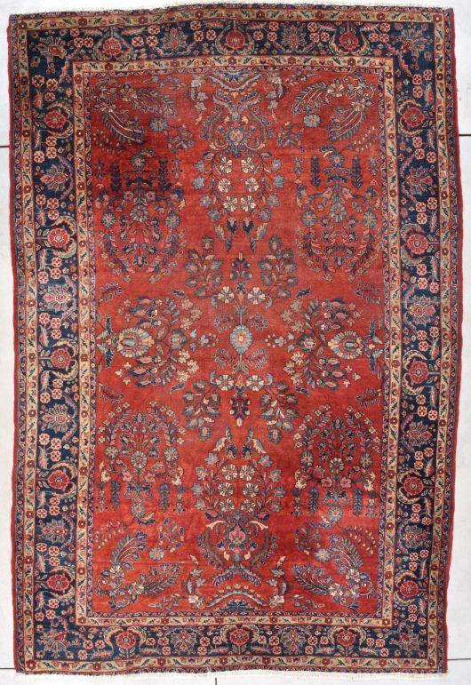 7842 Sarouk rug image
