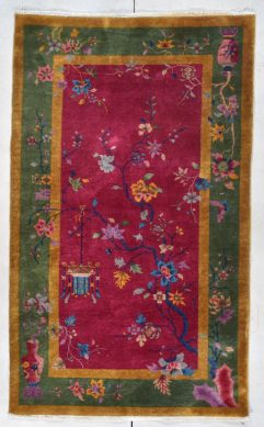 7845 Art Deco Chinese Rug image #7844