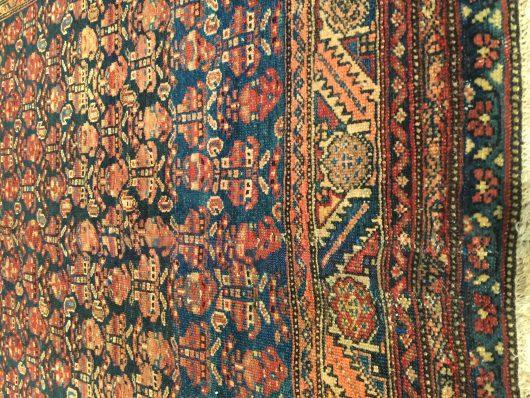 7852 shirvan rug image detail