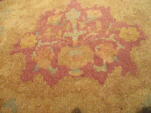 image 7858 Peking Chinese fan rug