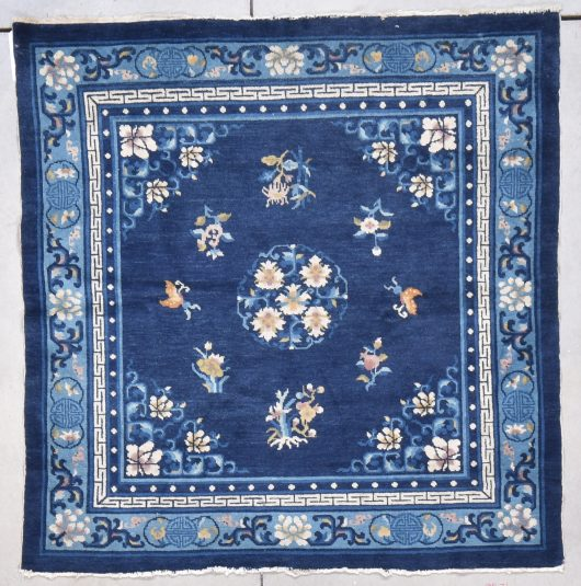 7863 Peking Chinese square rug image